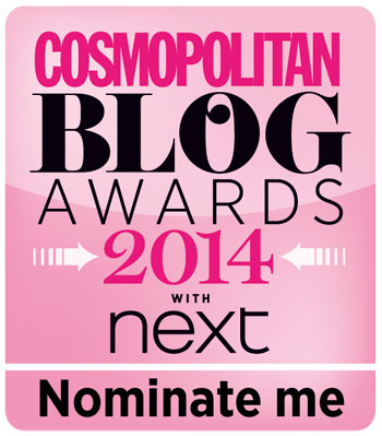 Cosmopolitan blog awards, Next blog awards