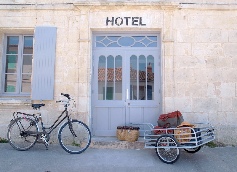 Hotel Napoleon, Ile d'Aix, From the Poolside blog on boutique hotels and chic rentals for family holidays