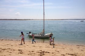 Trousse chemise, Ile de Re, VIA From the Poolside blog on boutique hotels and stylish rentals for family holidays