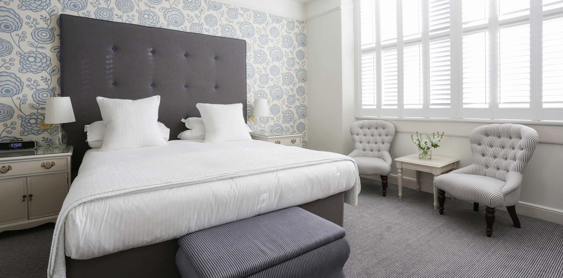 Villa Magdala, luxury b&b, bath, VIA From the Poolside blog on boutique hotels for family holidays