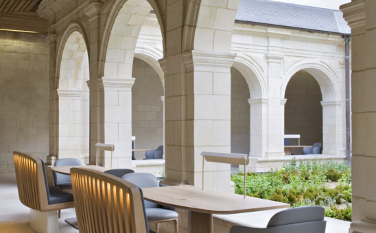 Hotel Fontevraud – how to make both parents and kids happy in a design hotel