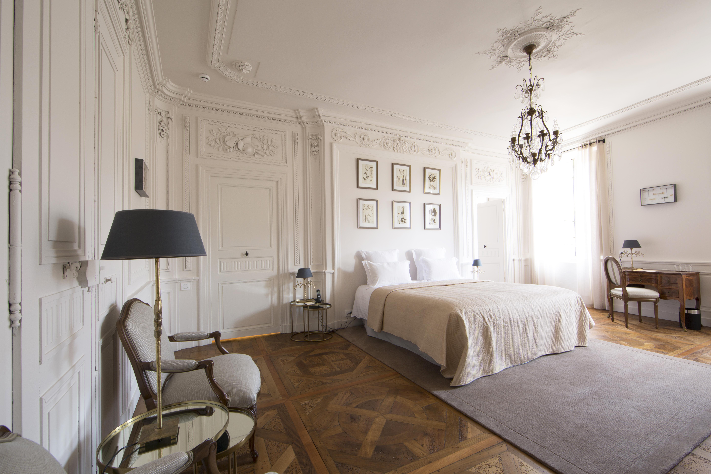 Hotel De La Villeon, Suite De La Déesse, Goddess Suite, Luxury Boutique  Hotel