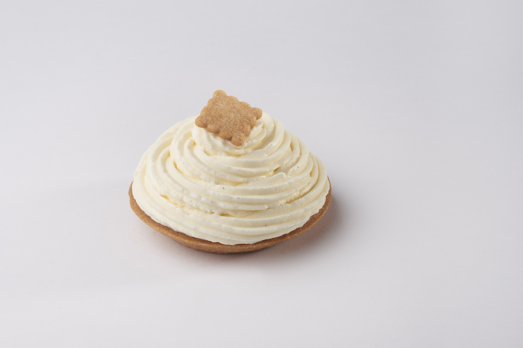 Cream cake from Liberté Boulangerie, Paris