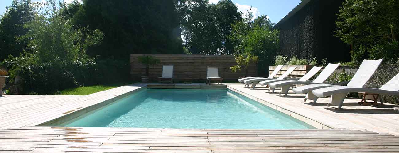 Villa Fol Avril, charming hotel in Le Perche, Normandy with pool