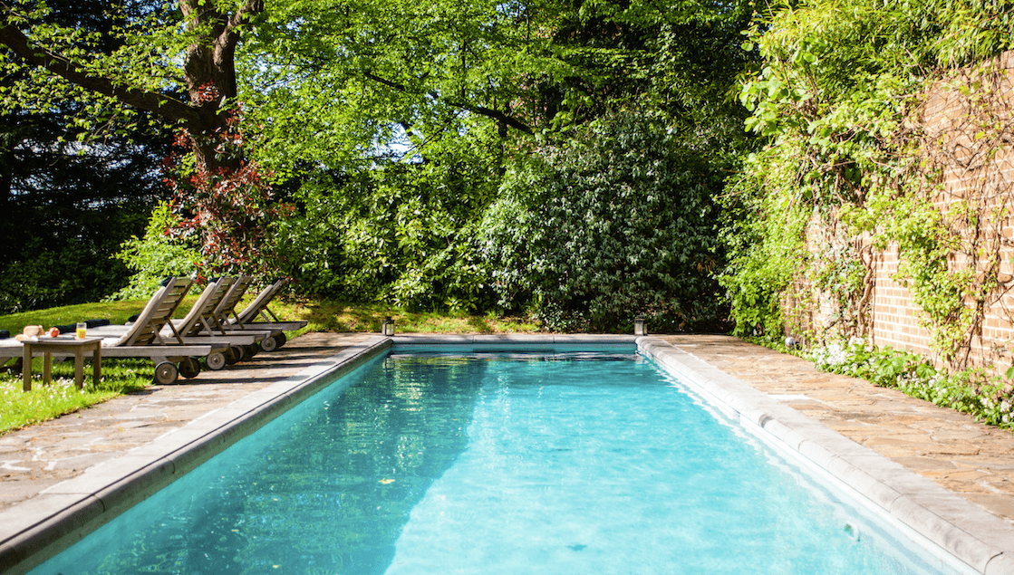 La maison chantecler brussels a family house for a for Piscine uccle