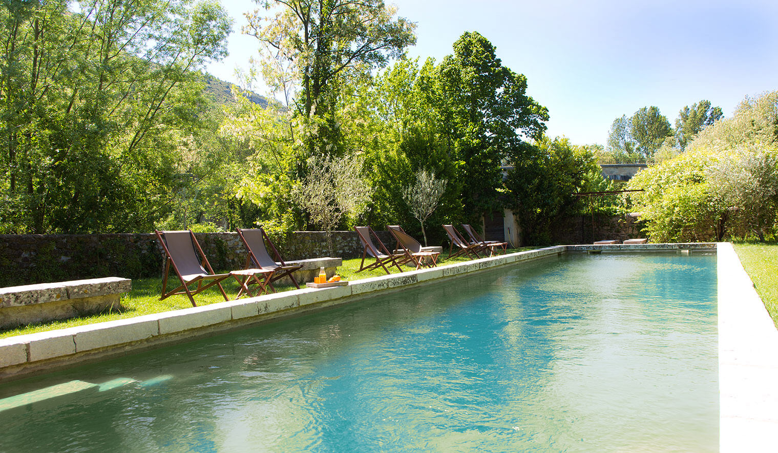 Chateau Uzer, A Bu0026B And Flat Rental In Ardeche, France. Also Has Cabans