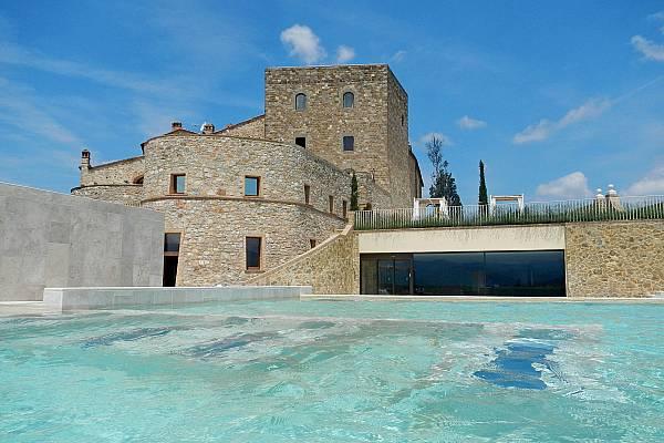 Castello di Velona, Montalcino, beautiful outdoor pool