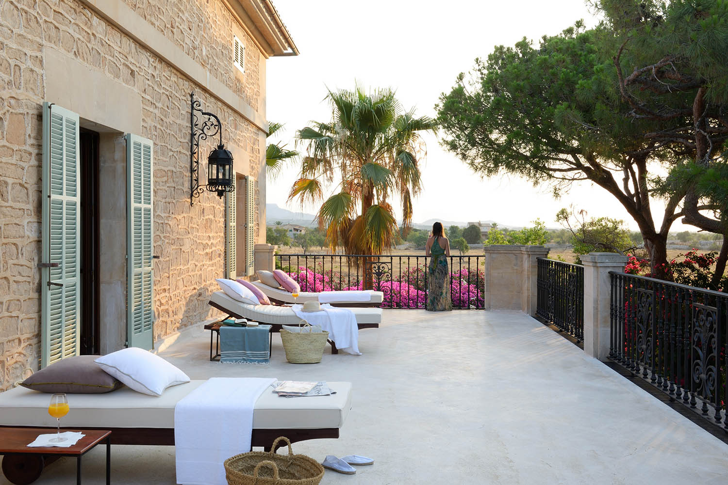 Cal reiet a new hotel in mallorca with great rooms for families for Arredare un terrazzo fai da te